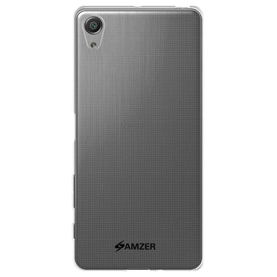 AMZER Pudding TPU Case - Clear for Sony Xperia X Performance