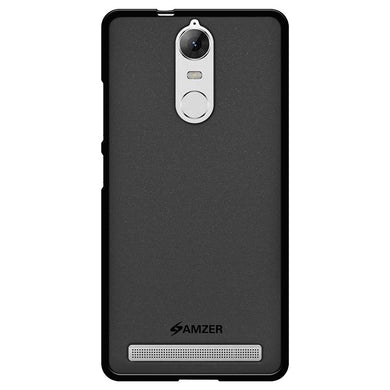 AMZER Pudding TPU Case - Black for Lenovo K5 Note
