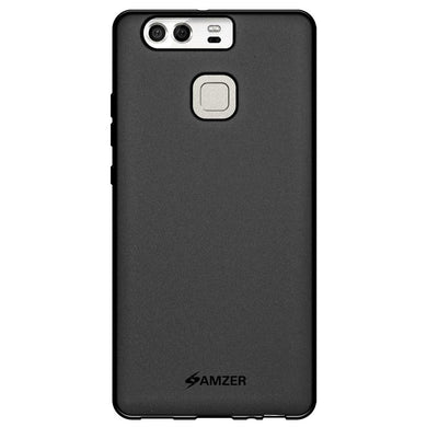 AMZER Pudding TPU Case - Black for Huawei P9