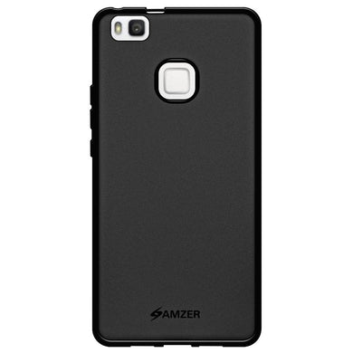 AMZER Pudding TPU Case - Black for Huawei P9 Lite