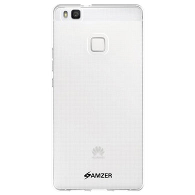 AMZER Pudding TPU Case - Clear for Huawei P9 Lite