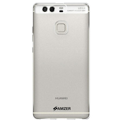 AMZER Pudding TPU Case - Clear for Huawei P9 Plus