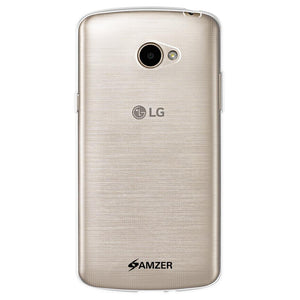 AMZER Pudding TPU Case - Clear for LG K5