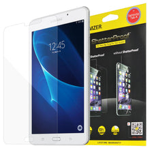 Load image into Gallery viewer, AMZER ShatterProof Screen Protector for Samsung Galaxy Tab A 7.0 2016 - Front Coverage