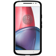 Load image into Gallery viewer, AMZER Pudding TPU Case - Black for Motorola Moto G4 Play XT1602