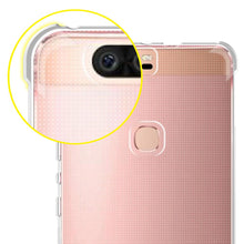 Load image into Gallery viewer, AMZER Pudding TPU X Protection Soft Skin Case for Huawei Honor V8 - Clear