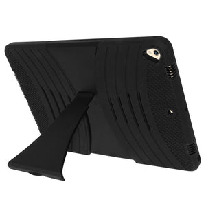 MYBAT Wave Symbiosis Protector Cover - Black/ Black for Apple iPad Pro 9.7
