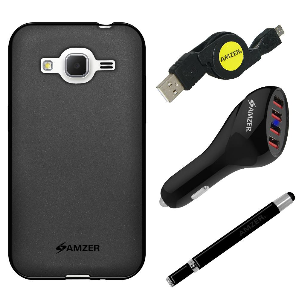 AMZER® Essential Combo Pack for Samsung GALAXY Core Prime SM-G360