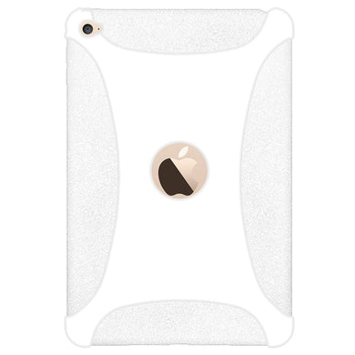 Amzer Silicone Skin Jelly Case - Solid White for Apple iPad mini