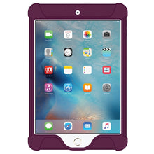 Load image into Gallery viewer, Amzer Silicone Skin Jelly Case - Purple for Apple iPad mini