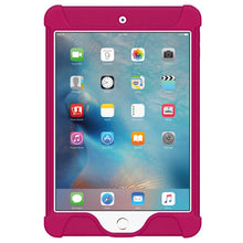Load image into Gallery viewer, Amzer Silicone Skin Jelly Case - Hot Pink for Apple iPad mini 1st Gen