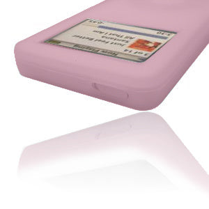 Amzer Skins - Pink for iPod Nano
