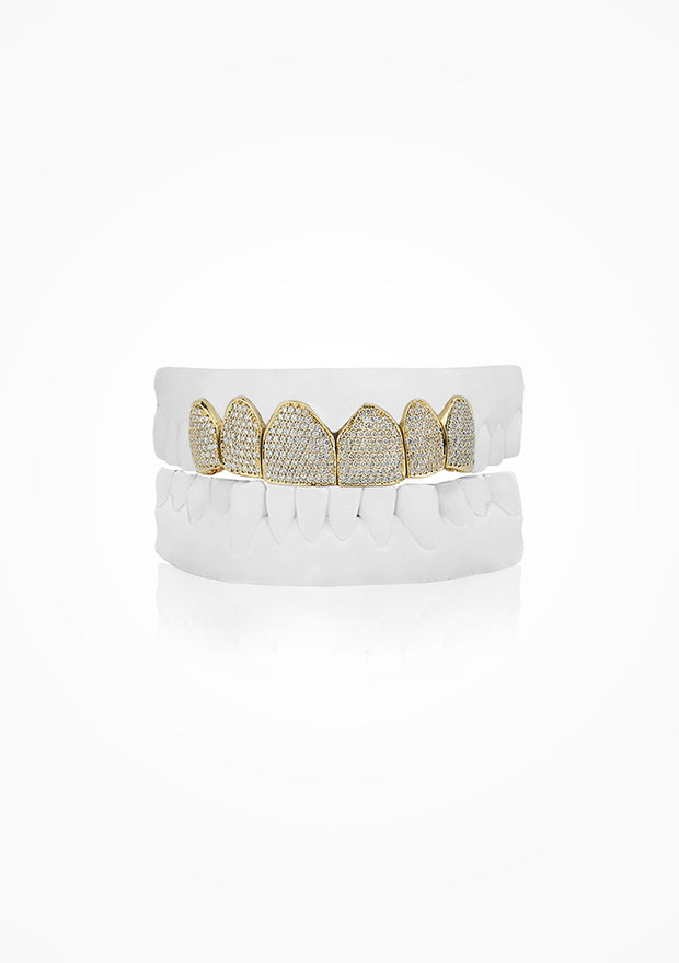 TOP 6 | 18k GOLD | Iced Out