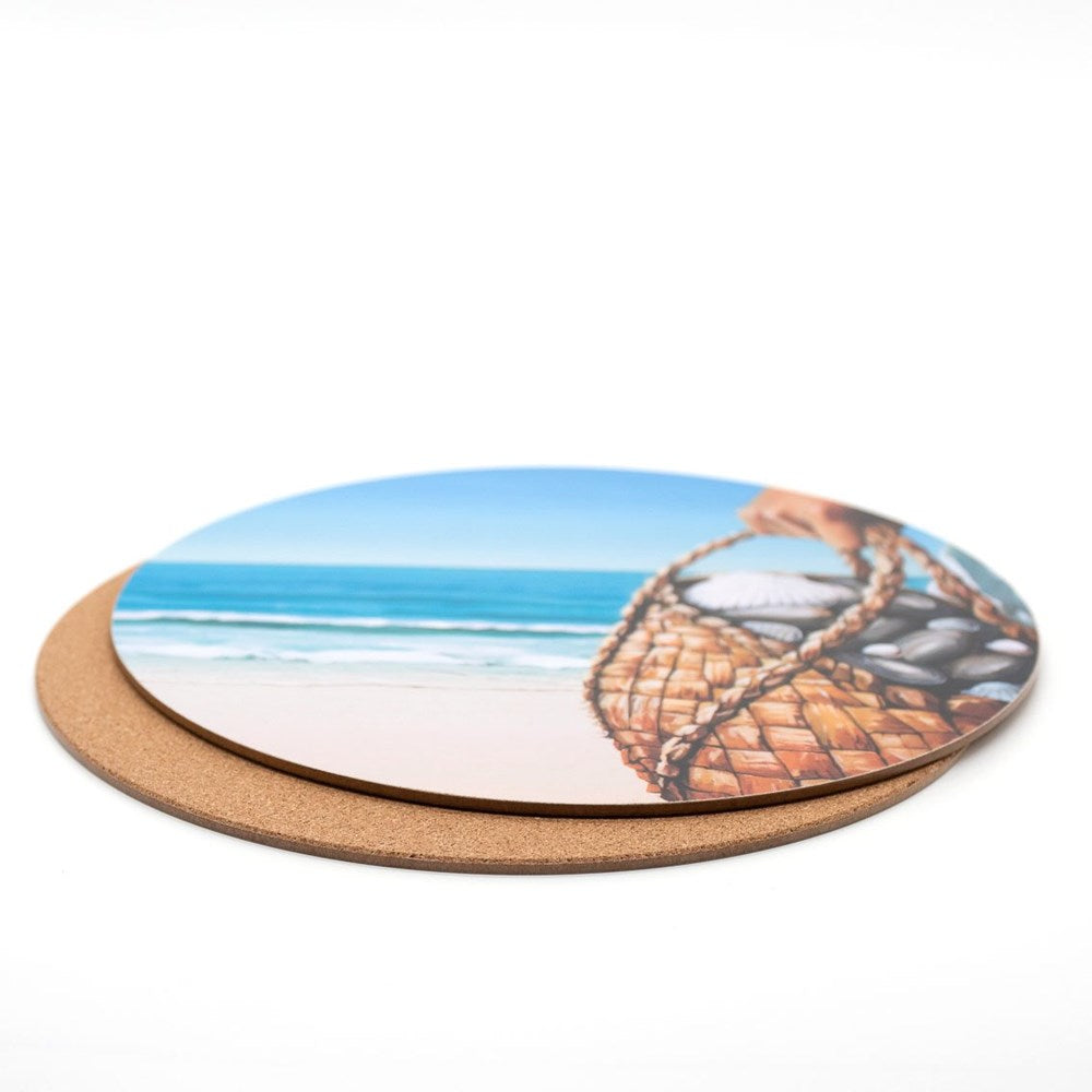 Graham Young Kete Coaster