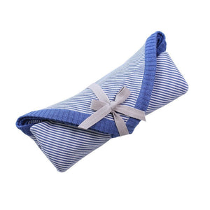 Dlux Linus Jersey New Born Wrap Blue