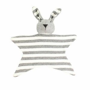Rabbit Comforter Grey