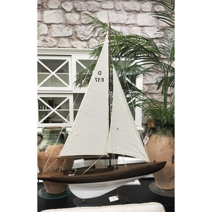Classic Day Sailing Yacht Timber Hull