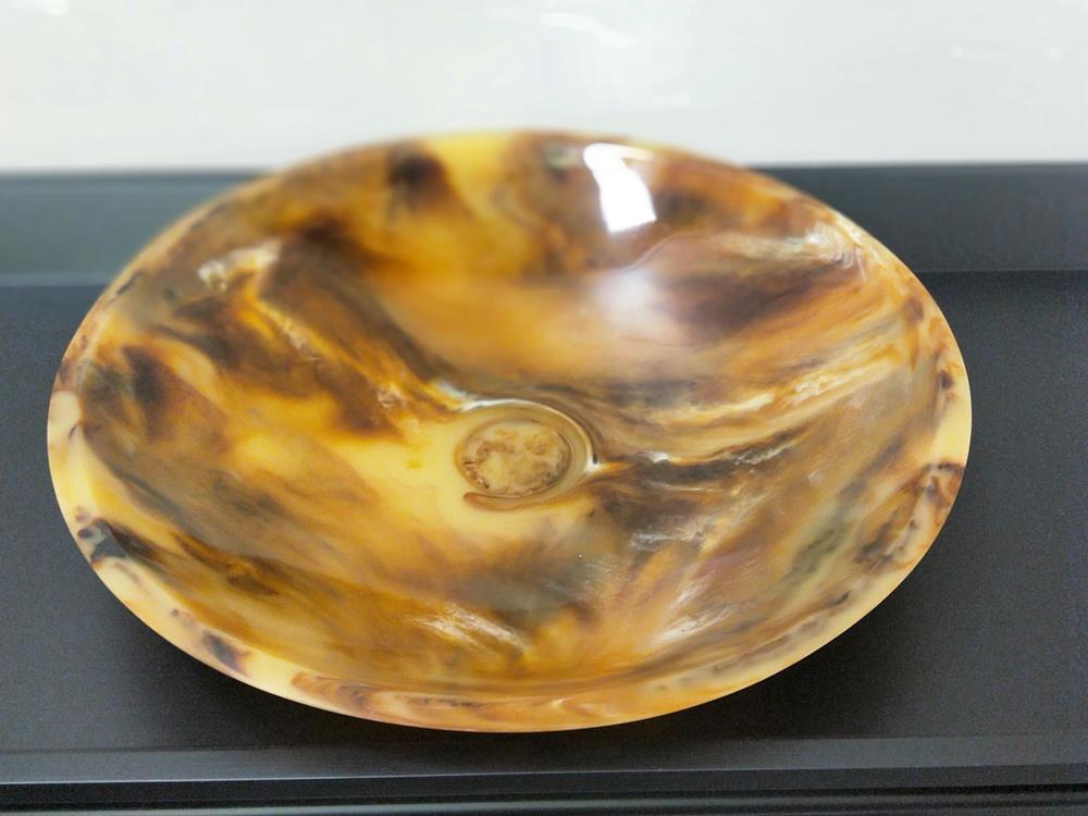 Large resin Bowl  46cm Dia