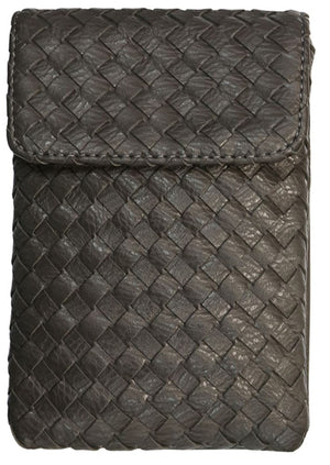 Weave Bag Dark Grey