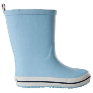 Kids Pale Blue Gumboots Size 20