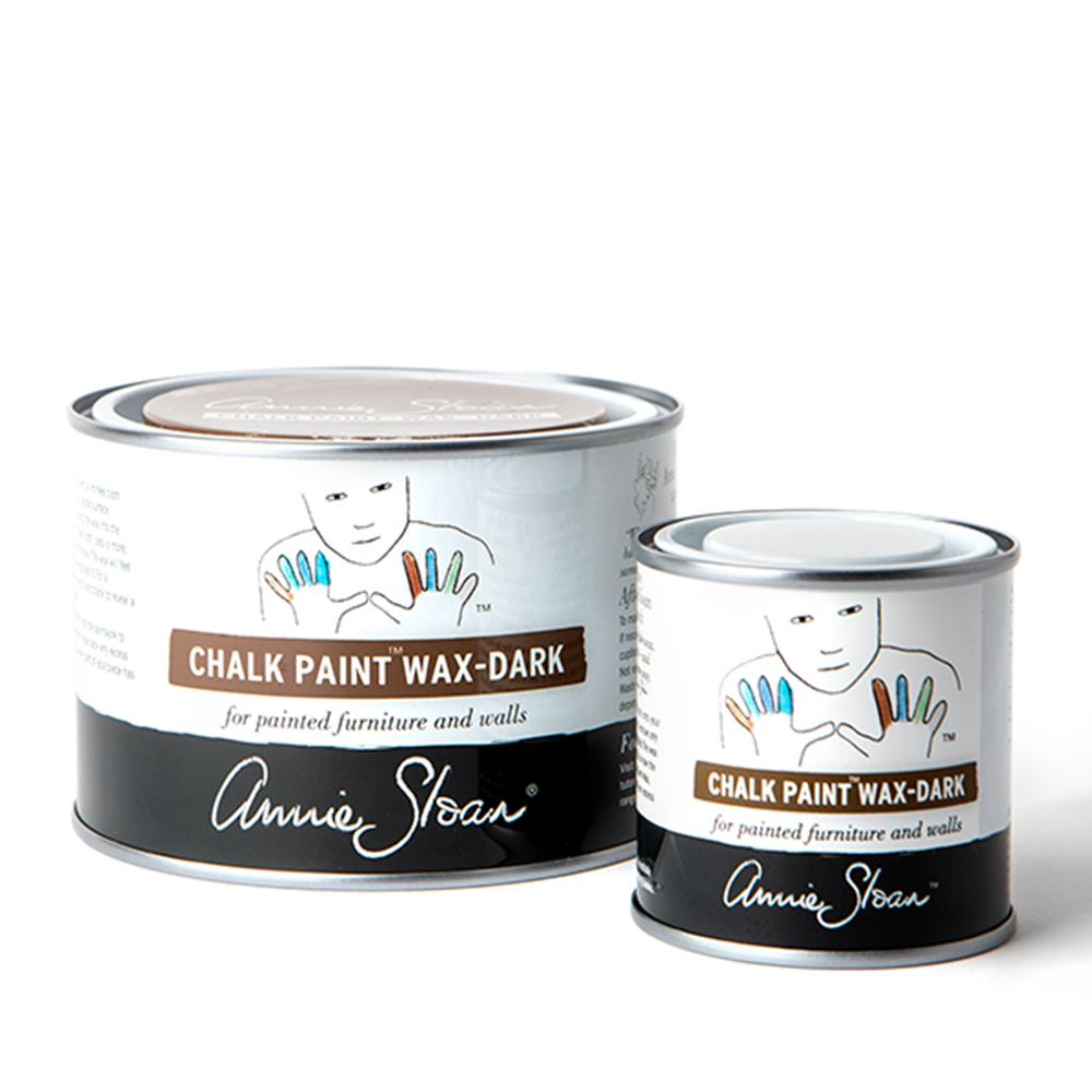 Chalk Paint Tester Dark Wax 120ml