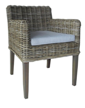 Barclay Kubu Rattan Dining Chair