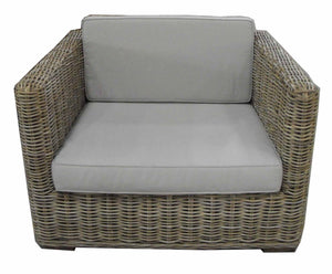 Brooklyn Kubu Rattan Armchair100x92x68