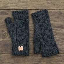Regan Gloves Charcoal