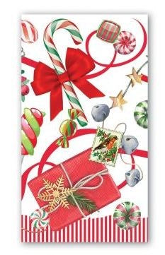 Peppermint Paper Napkins - Hostess