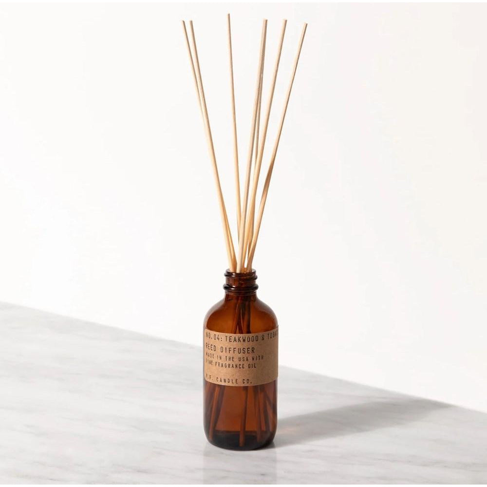 Teakwood & Tobacco Reed Diffuser