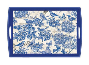 Medium Tray - Indigo Cotton