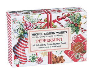Peppermint Boxed Soap