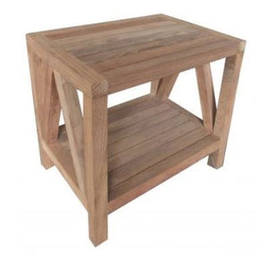 Fileus outdoor Teak Side Table