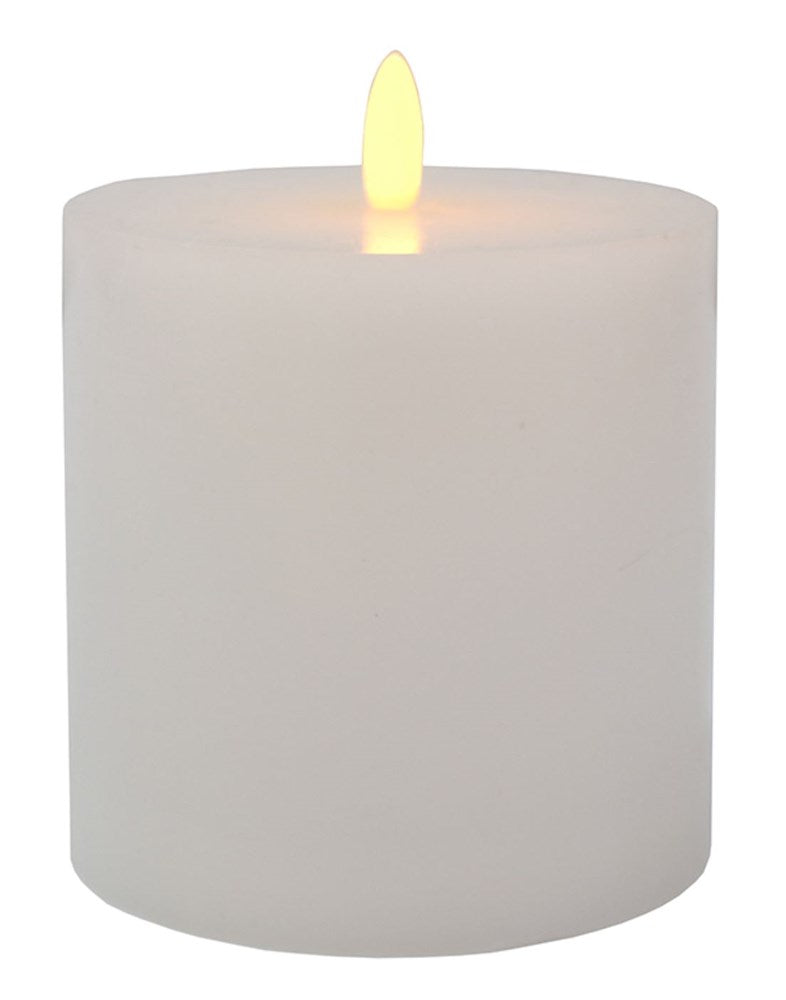 LED Battery Candle 10 x 10