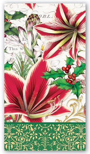 Merry Christmas Paper Napkins - Hostess