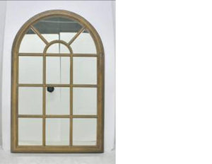 Georgian Arch Mirror Natural 1250H