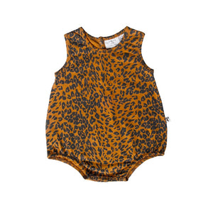 Nevada Bodysuit Golden Leopard