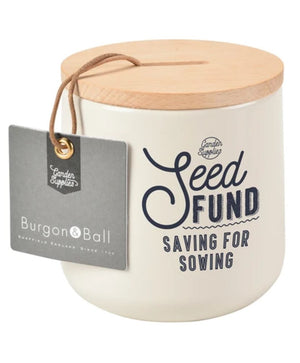 Seed Fund Money Box - Stone