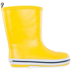 Kids Yellow Gumboots Size 22