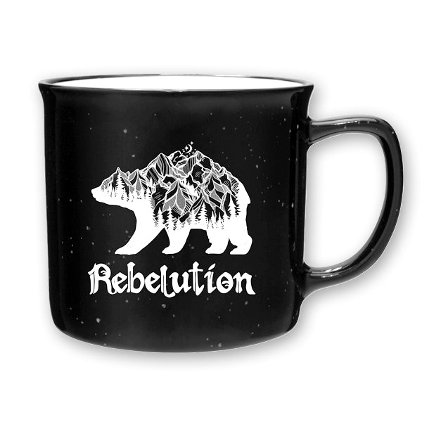 Mountain Bear Ceramic Mug