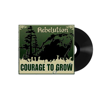 Courage To Grow Vinyl