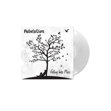 Falling Into Place - Clear Vinyl