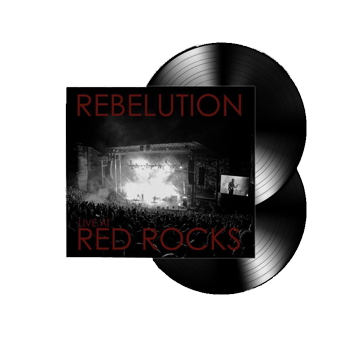 Live At Red Rocks - Double Vinyl