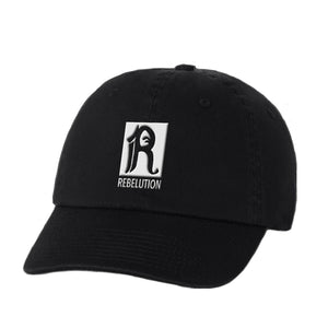 R Patch Dad Hat