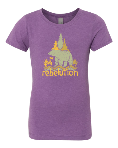 Rugged Girls Youth Tee