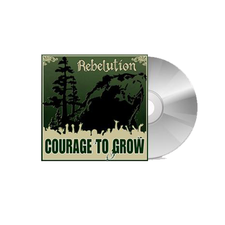 Courage To Grow CD
