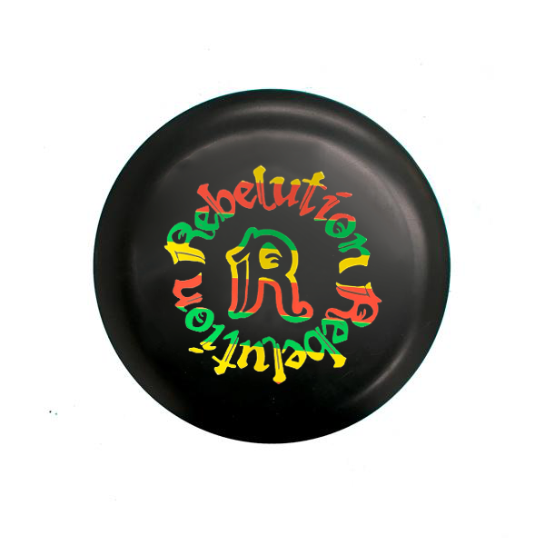 Rebelution Rasta DX Aviar Disc Golf Disc by Innova