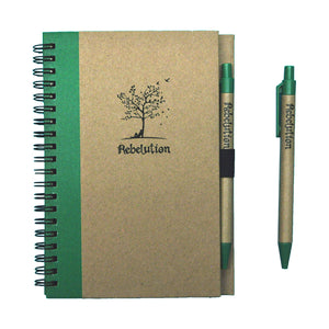 Rebelution Notebook