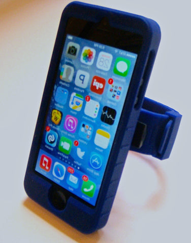 Aviation Cufflink iPhone Wrist Mount - Phone Case - The Squawk Shoppe - 1