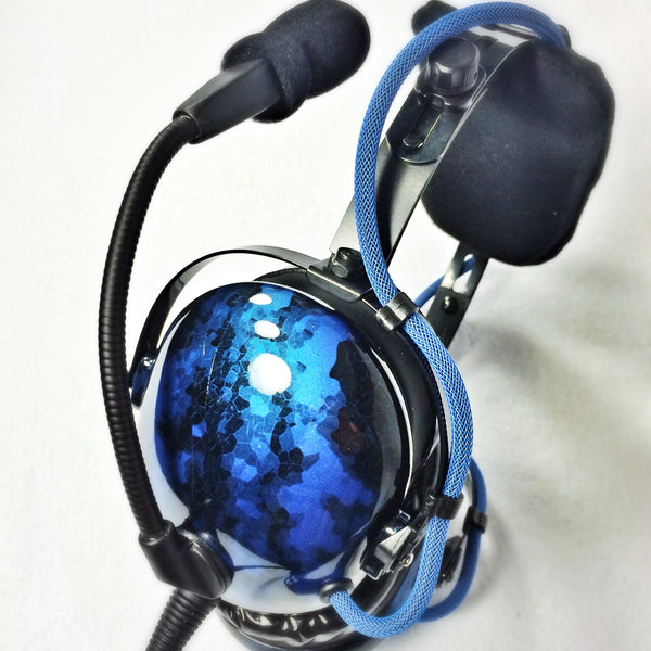 Nimbo PNR Aviation Headset - Defected - Wired Passive Noise Canceling Aviation Headset - The Squawk Shoppe - 4
